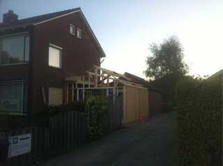 Renovatieproject Maasland
